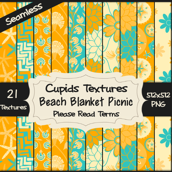 21 BEACH BLANKET PICNIC