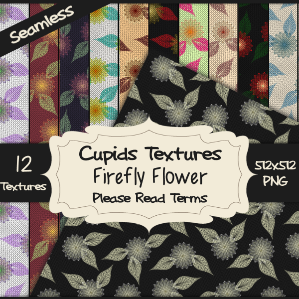 12 FIREFLY FLOWER
