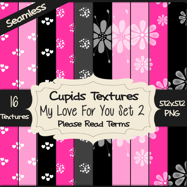 16 My Love For You Set 2
