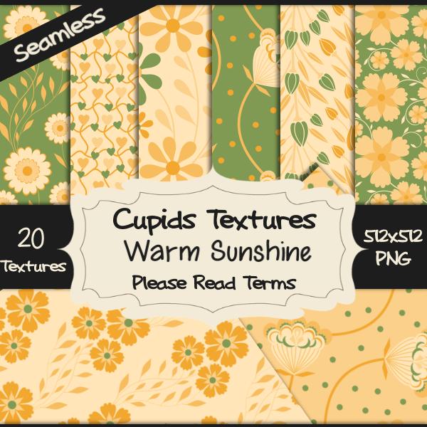 20 WARM SUNSHINE