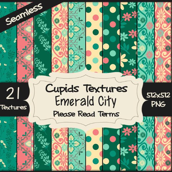 21 EMERALD CITY
