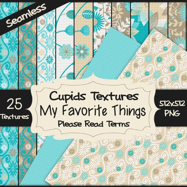25 MY FAVORITE THINGS