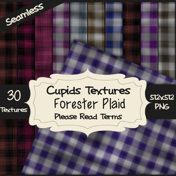 30 FORESTER PLAIDS