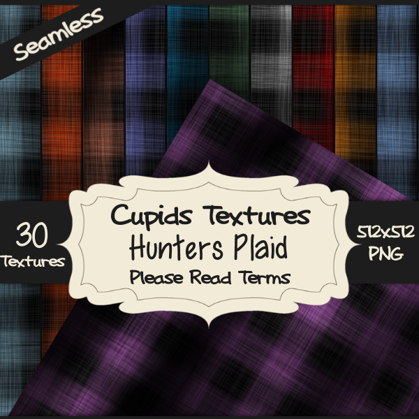 30 HUNTERS PLAID