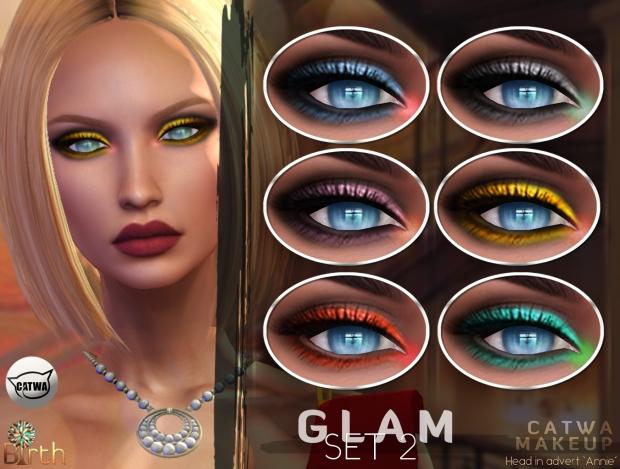 *Birth* Glam Makeup Set2