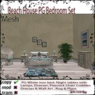 Beach House PG Bedroom set