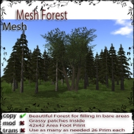 Mesh Forest