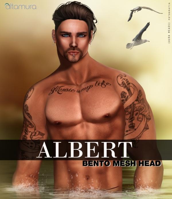 Altamura Albert Bento Head
