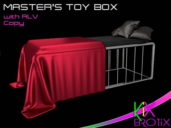Master's Toy Box