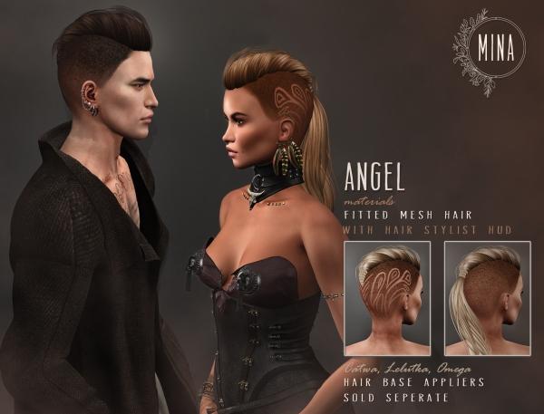 MINA Hair - Angel2