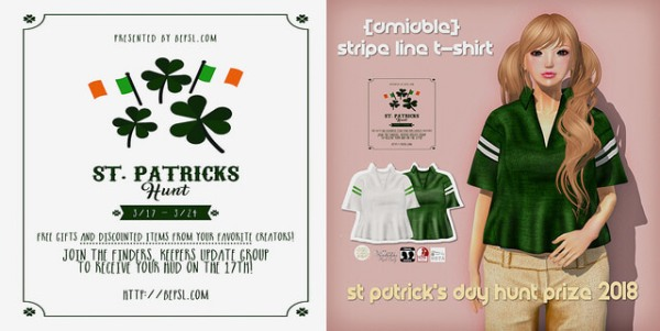 {amiable}ST_Patric's_HUNT_AD