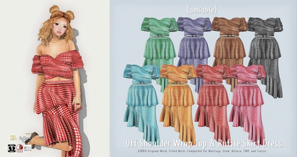 {amiable}Wrap-top&Ruffle_Skirt_Dress_AD