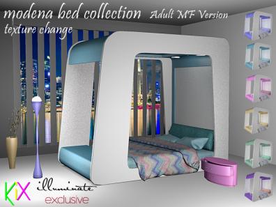KiX Modena Collection - MF Adult