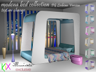 KiX Modena Collection - PG Lesbian