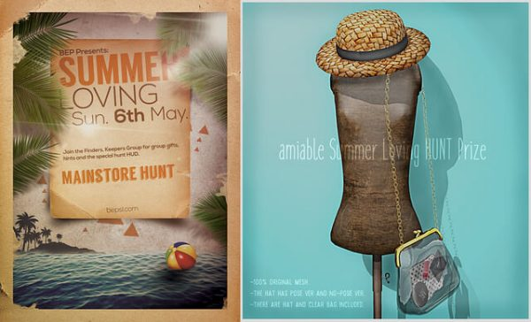 {amaible}Summer_Loving+HUNT_AD